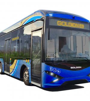 Magyar fejlesztésű elektromos buszokat mutattak be